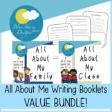 #crazybundledeals About Me Writing Booklet BUNDLE!