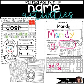 Back to School About Me { get to know you... K/1 * freebie * }