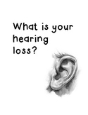 About My Hearing Loss Book