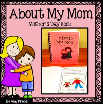 Mother's Day Book - All About Mom