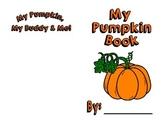 About My Pumpkin Book