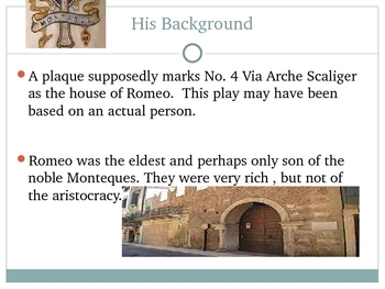About Romeo Montague