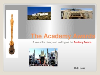 About The Academy Awards