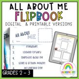 First Day of School Flipbook BUNDLE - Back to school Austr