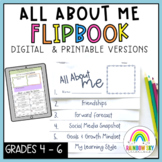 First Day of School Flipbook BUNDLE -  Back to School Aust