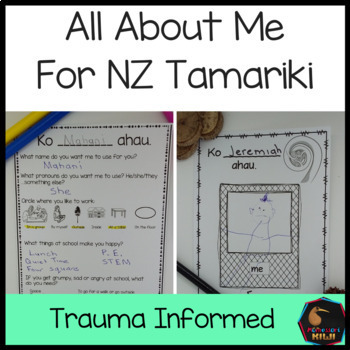 About me New Zealand version