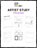 About the Artist Study Pack