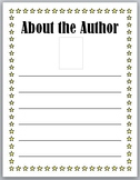 About the Author Template