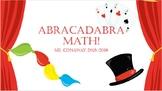 Abracadabra Math!-Practice With Commutative Property