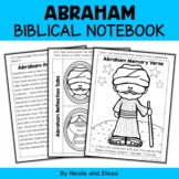 Abraham Interactive Notebook Bible Unit