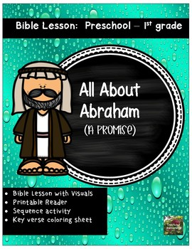 Abraham Bible Lesson(All About Series)