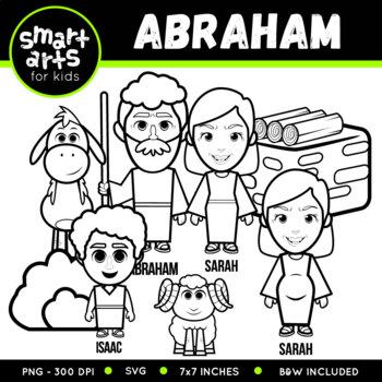 Abraham Clip Art