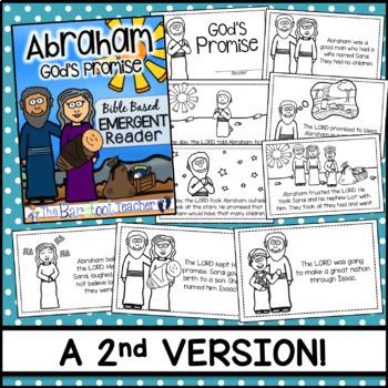 Abraham: God's Promise Emergent Reader