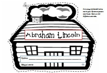 Abraham Lincoln Activities.