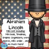 President Abraham Lincoln / Abe Lincoln VA SOL 2.4c