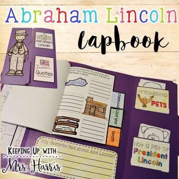 Abraham Lincoln Lapbook