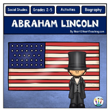 Presidents Day: American President Abraham Lincoln Activity Pack