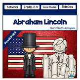 Presidents Day Activities: Abraham Lincoln Powerpoint