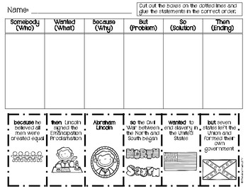 Abraham Lincoln Mini-Unit - Reading Passages and More