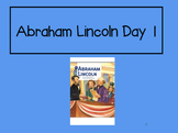 Abraham Lincoln 2nd Grade Reading Street Powerpoints