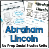 Abraham Lincoln Facts and Timelines