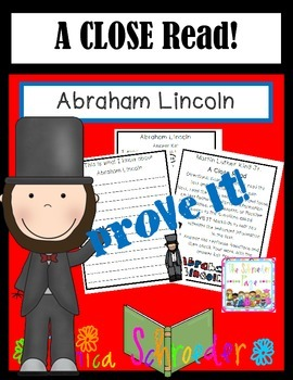 Abraham Lincoln.: A Close Read