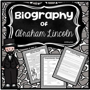 Abraham Lincoln Biography