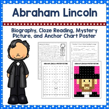 Abraham Lincoln Biography Pack