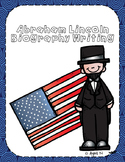 Abraham Lincoln Biography Writing Tab Book