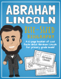 Abraham Lincoln Booklet