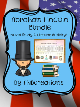 Abraham Lincoln Activities Bundle