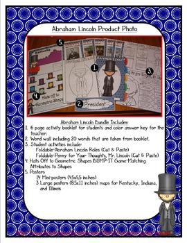 Abraham Lincoln Bundle