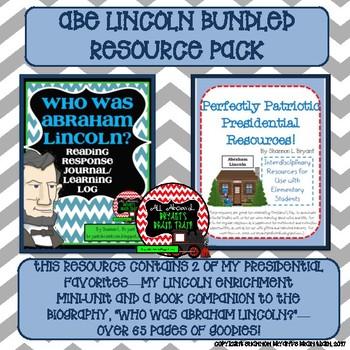 Abraham Lincoln Bundled Resource Pack