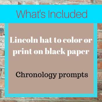 Abraham Lincoln Chronology