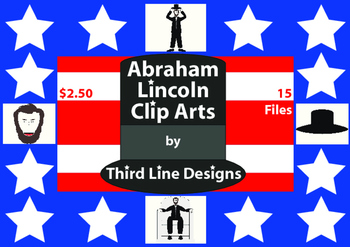 Abraham Lincoln Clip Arts