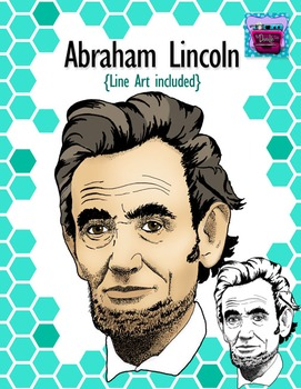 Abraham Lincoln Clipart - Realistic Image