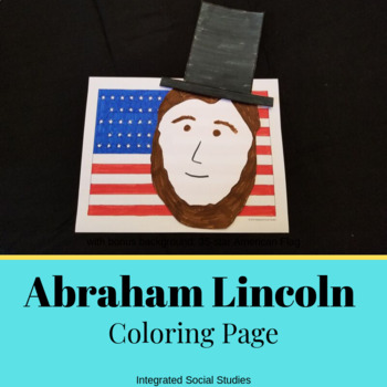 Lincoln Coloring Pages - Coloring Home | 350x350