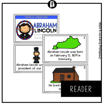 Abraham Lincoln Craftivities
