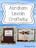 Abraham Lincoln Craftivity