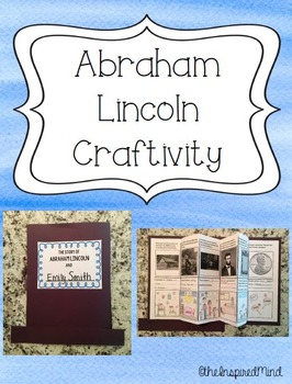 Abraham Lincoln Craftivity