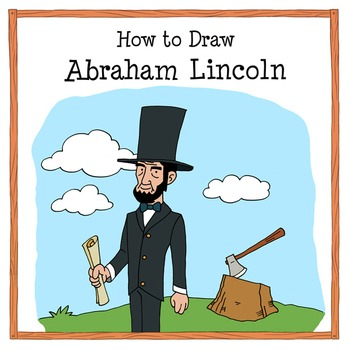 Abraham Lincoln Drawing Tutorial: How to Draw Abraham Lincoln