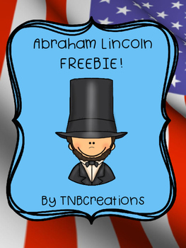 Abraham Lincoln FREE Word Search
