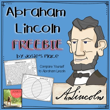 Abraham Lincoln Compare and Contrast FREEBIE