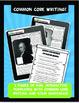 Alexander Hamilton FaceTime Printable Common Core Activity