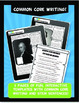 Alexander Hamilton FaceTime Printable Common Core Activity