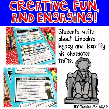 Abraham Lincoln Flip Book