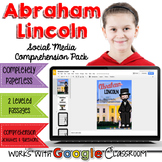 Abraham Lincoln- Google Paperless Classroom