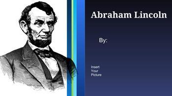 Abraham Lincoln Google Slides