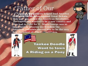 George Washington  Interactive Lesson