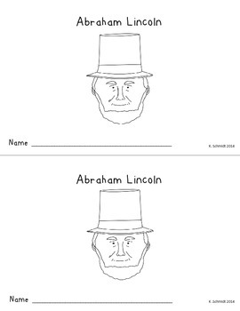 Abraham Lincoln Interactive Reader